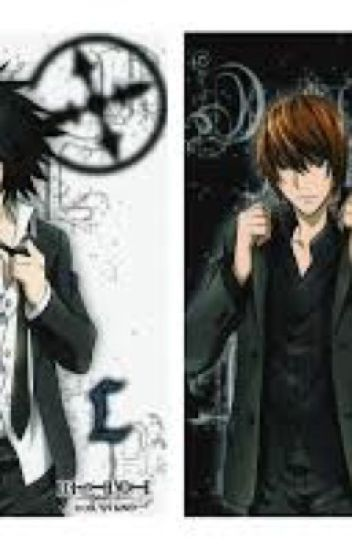 Death note fanfic L x near x Matt x mello? X reader