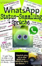 WhatsApp-Status-Sammlung by Cysgodol