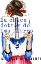 La chica detras de los libros by Metkm1234