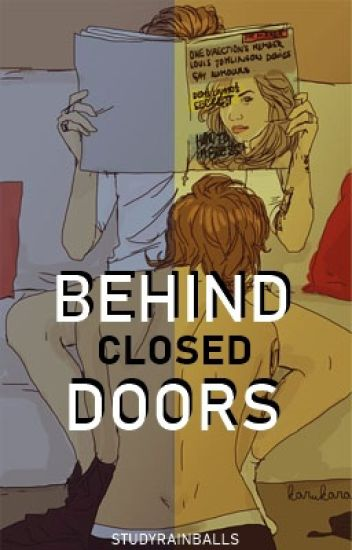 behind closed doors // larry stylinson