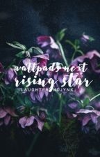 'Wattpad's Next Rising Star' Contest Book by laughterandjynx