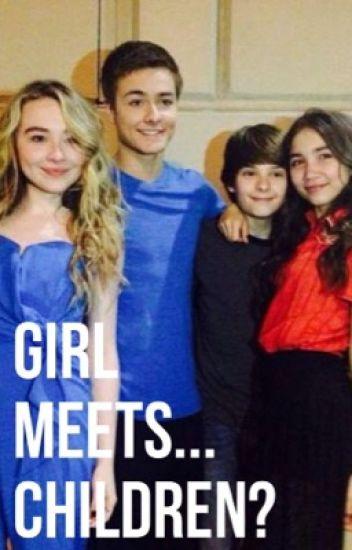 Girl Meets Children...?