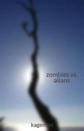 zombies vs. alians