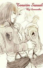 Tensión Sexual (Mikasa X Annie) by Samantha_Grace923