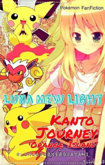Luna Mew Light Kanto Journey