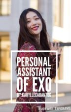 Personal Assistant of Exo. by karyllecabantog