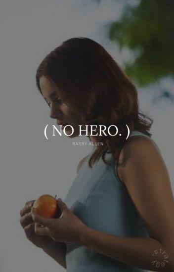 NO HERO · BARRY ALLEN   DISC.