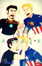 « Make Me Fall In Love Again. »      ▎STony   ▎ by Max-Eagleheart