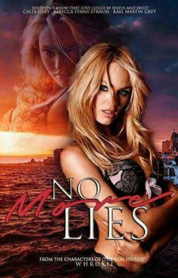 No More Lies #Wattys2015