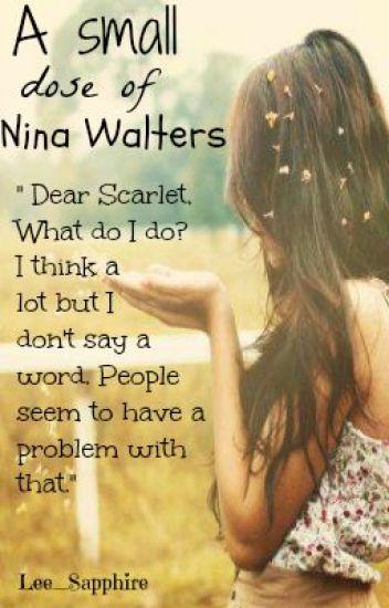 A small dose of Nina Walters