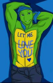 Let Me Love You~ TMNT Leo x reader by DaKittyKiller