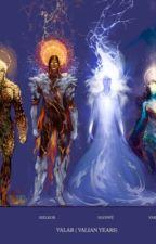 The War of the Valar by CirdanGlorfindel