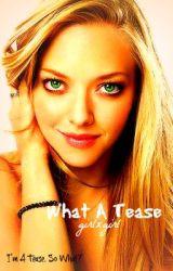 What A Tease [girlxgirl] by KayLitha
