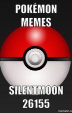 Pokémon Memes by Greenfever15