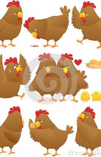 Induk Ayam, Ayam Jantan dan Kucing yang Jahat