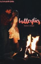 Butterflies » lucaya by lucayafairytales