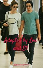 Adopted by Lou and El! by 1DnothingafterMikey