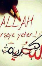 ALLAH(#Wattys2016) by islammmgenc