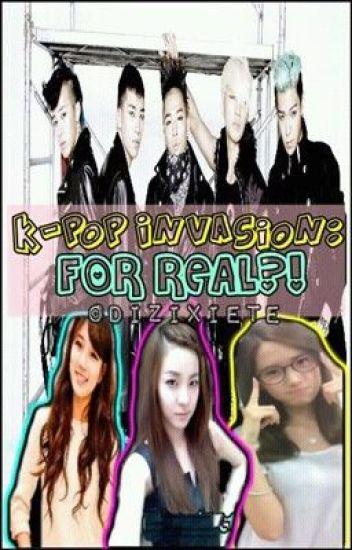 K-POP invasion: For Real?!
