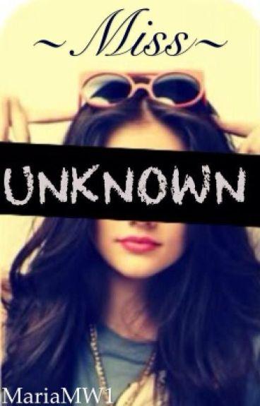 Miss Unknown