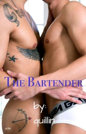 The Bartender (MXM) by quillin