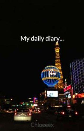 My daily diary...