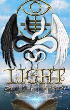 Light - Saga ángeles oscuros. by AJMartinn