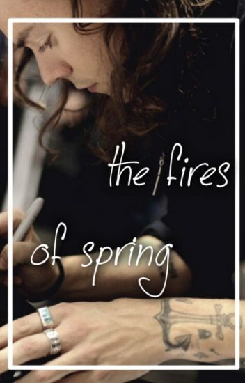 the fires of spring (larry au) portuguese version