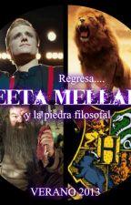 Peeta Mellark & La Piedra Filosofal(Fanfic Harry Potter/THG) by GerardoMartinezE