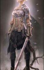 The warrior returns by Atonima