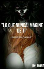 """Lo que nunca imagine de ti"" ( Laughing Jack y tu) by monss1"