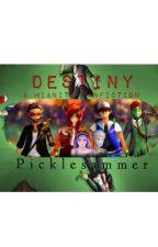 Destiny- A Mianite Fanfiction by picklesammer