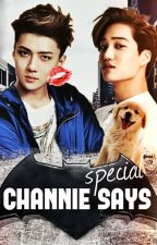 Channie Says Special by mello-mello