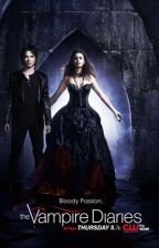 Lost In A Fantasy (Delena Love Story) by lostinadream12