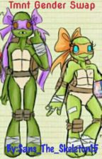 TMNT gender swap (#Wattys2016) by _Paperjam_