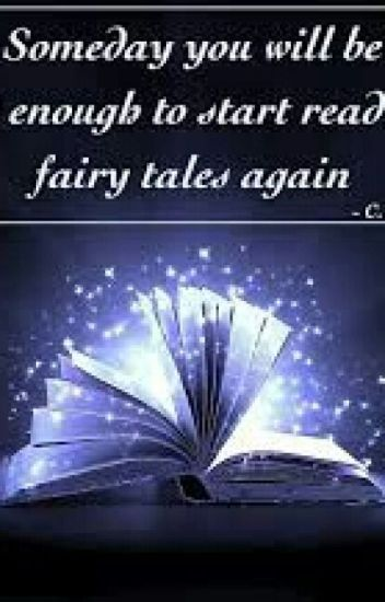 The Next Generation of Fairy Tales. (PROLOGUE)