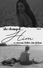 Him (A Cameron Dallas Fan Fiction) by gilinbabe