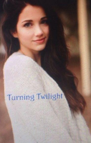 Turning Twilight (Jasper Hale Love Story)