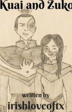 Kuai and Zuko by irishloveoftx