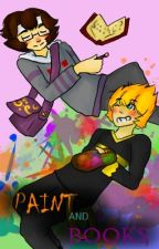Paint and Books (SetoSolace) Sequel to And The Drums Rolled On by inactive4321