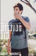 Meeting Him {Hayes Grier} (Book #1) by angele_grier07