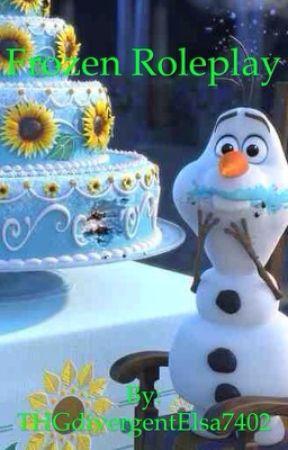 Frozen Roleplay by THGdivergentElsa7402