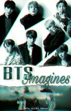BTS Imagines ❅ [Revisão] by The_Golden_Maknae