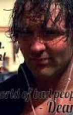 Shattered or not? (Dean Ambrose)#wattys2015 by shadowambrose