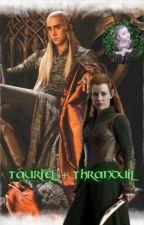 Thranduil & Tauriel by Vendy_WB
