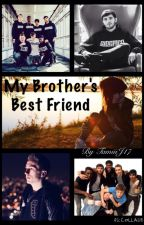 My Brother's Best Friend (Miniminter FF) *COMPLETED* by TamiiiJ17