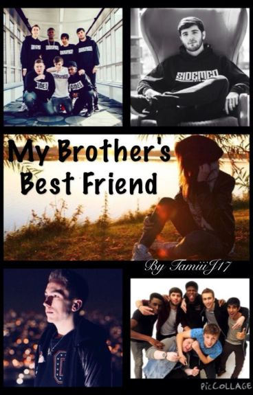 My Brother's Best Friend (Miniminter FF) *COMPLETED*