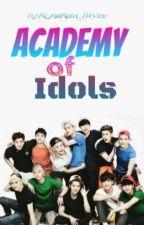 Academy Of Idols(editing) by RainRain_PepiPeach