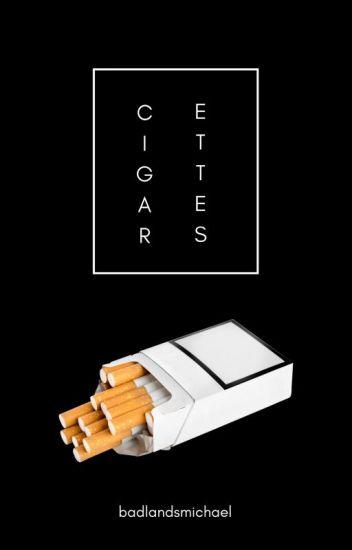 cigarette // lrh [edited]
