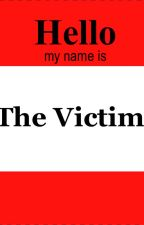 The Victim. by InklessPens